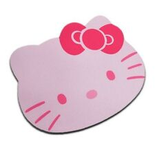 Pink Hello Kitty mouse mat