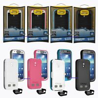 NEW! OtterBox Preserver Series Case for Samsung Galaxy S4 Carbon / Glacier /Blue