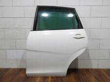 Door Doors Seat Altea XL Rear Left White LB9A Original