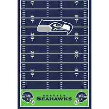 Seattle Seahawks NFL Pro Football Sports Party Decoration Plastic Tablecover