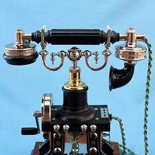 L.M. Ericsson Telefon Skeleton Telephone Skeletal Teléfono Skelett Eiffelturm g)