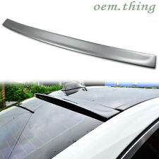 Painted BMW F10 5-Series 3D Type Rear Roof Spoiler Sedan 550i 528i 4DR #354