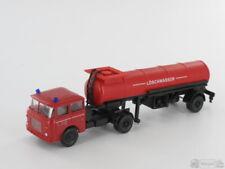 Hruska Permot 78115 Skoda Tanksattelzug Löschwasser-FW Massstab: 1:87