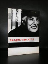 Stedelijk Museum # DINGEN VAN ARIE #Crouwel, 1969, nm-