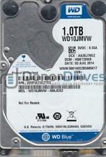 WD10JMVW-59AJGS2, DCM HBKT2HKB, Western Digital 1TB USB 2.5 Hard Drive