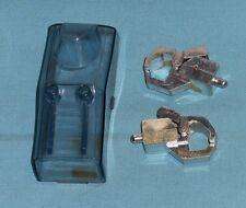 vintage Mego Micronauts BIOTRON R+L FIST & CHEST PLATE LOT parts