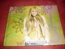 Hannah Montana Freundebuch / Freundschaftsbuch (Neu) (LA2)