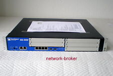 Juniper SSG-350M-SH Secure Services Gateway 1GB DRAM mit Funktionsprotokoll