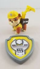 New Nickelodeon Paw Patrol Action Pack Rescue Team Rubble Hero Pup Action Figure