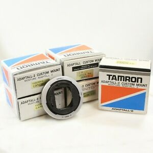 NEW OLD STOCK Tamron AdaptAll2 Adapter Tamron Adapt All 2 Tamron AdaptAll-2