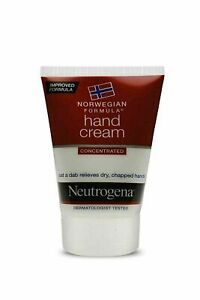Neutrogena Hand Cream For Women And Men Norwegian Formula, 56 g - Free Shipping
