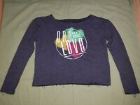 """""""Bob Marley"""" """"One Love"""" Women's Sweatshirt - """"Officially Licensed"""" - Size Large"""