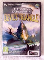 39677 - Hidden Expedition Devil's Triangle [NEW & SEALED] - PC (2009) W