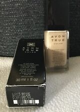 New Avon True Color Flawless Liquid Foundation in Light Beige