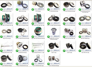 EBARA DWO Pump Seals - Fits all Models, 364500019 DWO 150 / 800