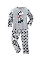 Niedlicher Pyjama mit Peanuts Frontdruck Gr.86