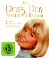 Doris Day Blu Ray Box 3 Filme Caprice + Eine zuviel Im Bett + Bitte nicht stören