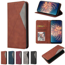 Magnetic Wallet Case for Samsung Galaxy A10 A20e A40 A50 A70s Slim Flip Cover