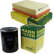 Mann-filter Set Oil Filter Air Filter Inspection Set MOL-9693910