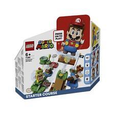 71360 LEGO SUPER MARIO AVVENTURE DI MARIO STARTER PACK - PZ 231 ANNI 6+ NUOVO GA