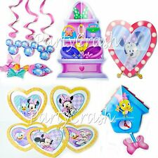 22 PCS Minnie Mouse Bowtique Birthday Party Decoration Kit Party Supplies