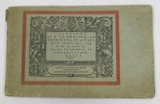 *** BIBLIOPHILIE : CHANSONS DE P. DE RONSARD, P. DESPORTES ET AUTRES - 1575 ***