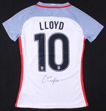 Carli Lloyd Signed Team USA Nike Jersey  (MAB Holo) Women's Soccer Midfielder