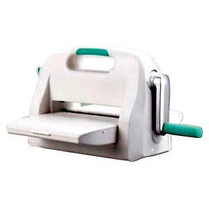 MACHINE DE DECOUPE/EMBOSSAGE A4 REPLIABLE HAPPYCUT ARTEMIO + KIT D'UTILISATION