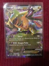 Giratina-EX - 92/124 - Ultra Rare NM Dragons Exalted Pokemon
