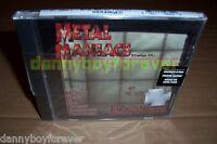 Deranged CD Megadeth Testament Cradle Of Filth Cannibal Corpse Kittie Crowbar