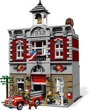 LEGO 10197 FIRE BRIGADE - CREATOR - BRAND NEW!