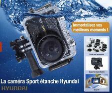camera sport etanche hyundai