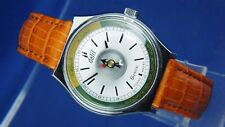 Dalil Special Muslim Watch 1970s Vintage Swiss Compass NOS Cal FE 233.68 Wind Up