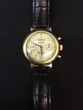 Chronograph Russland Armbanduhr Mechanisch Datum Herrenuhr Vintage Design Luxus
