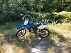 Picture Of A 2002 Yamaha YZ 125