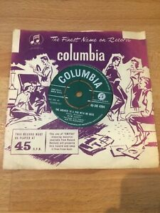 """7"""" SLIM DUSTY THE ANSWER TO A PUB WITH NO BEER 1959"""