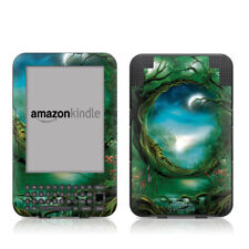 Kindle Keyboard Skin - Moon Tree by John E Shannon - Sticker Decal
