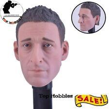 1/6 Action Figure Soldiers Accessories Male Head Sculpt Royce Model Hot Figure