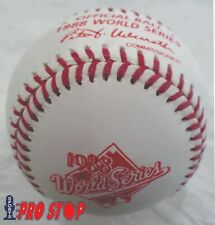 1988 Rawlings Official WORLD SERIES Baseball LOS ANGELES DODGERS