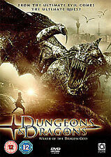Dungeons And Dragons - Wrath Of The Dragon God (DVD, 2010) - Rental DVD - NEW