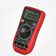 UNI-T UT890C+ Digital True RMS Multimeter Multimetro Tester With Test Lead Cable