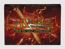 FROM THE VAULT: ANNIHILATION MAGIC ED. LIMITATA MTG BOX - NUOVO NEW SEALED