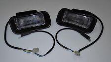 Front bumper lights - Fanalini paraurti FIAT 124 COUPE' CC MK3 front bumper