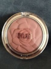 Milani Powder Blush #01 Romantic Rose 0.60 Oz - Brand New