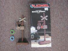 O Gauge Lionel Banjo Signal 6-12709