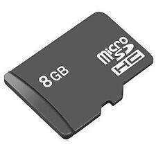 Generic 8GB MicroSD Mobile Phone Memory Card