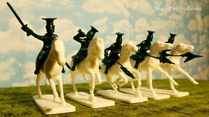Armies in Plastic Napoleonic Wars French Cleve-Berg Lancers 1809-1812 1/32 54mm