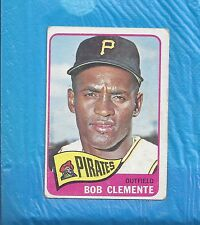 ROBERTO CLEMENTE 1965 TOPPS #160 BOB CLEMENTE PITTSBURGH PIRATES