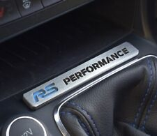 PLACCA FORD FOCUS RS MK3 III PERFOMANCE ECOBOOST AWD 4X4 RECARO 2.3 TURBO ST