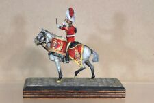 HISTOREX MOUNTED ROYAL SCOTS GREYS DRUM HORSE MUSEUM QUALITY nv